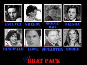 the_brat_pack___poster_by_punkylemon-d3er429
