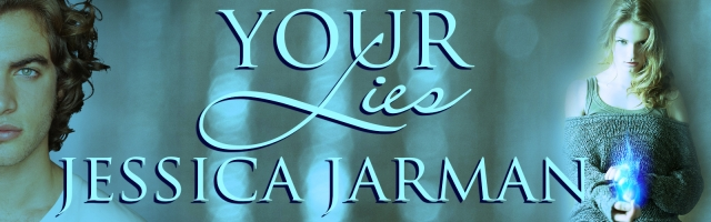 your lies banner